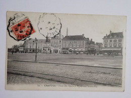 CHARTRES  Place Des Epars Et Boulevard Sainte-Foy - Chartres