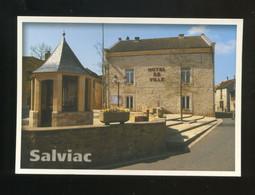 Salviac (46) : L'Hotel De Ville - Salviac