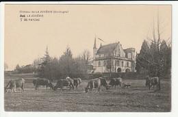 Payzac Château De La Juvénie - Otros Municipios