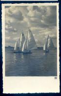 Cpa Carte Photo  -- Dériveurs  NOV20-20 - Segelboote