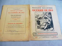 60-Histoire Illustrée Guerre 1914- Montmédy Haut- Charleville Mézières Revin Fumay Monthermé Spincourt Aiglemont-Longwy - Französisch