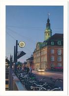Central Post Building, Copenhagen / Post Danmark - Modern Unused Picture View Postcard - Postal Stationery