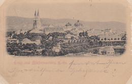 AK Gruß Aus Klosterneuburg - 1895  (52729) - Klosterneuburg