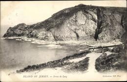 CPA Jersey Kanalinseln, Greve De Lecq - Other