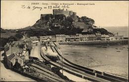 CPA Gorey Saint Martin Jersey Kanalinseln, Mont Orgueil Castle - Other