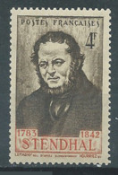 France YT N°550 Stendhal Neuf ** - Nuevos