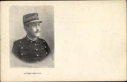 CPA Alfred Dreyfus, Dreyfus Affäre In Frankreich 1894, Portrait - Judaisme