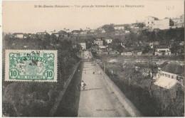 REUNION- ST DENIS - VUE PRISE DE NOTRE DAME DE LA DELIVRANCE - Saint Denis