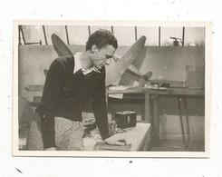 Photographie , Cinéma , RETOUR DE FLAMME ,film Français 1943 , Célébrité , Acteur Roger PIGAUT ,100 X 65 Mm - Beroemde Personen