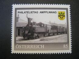 Österreich- Philatelietag Ampflwang 8133336 ** Postfrisch - Private Stamps