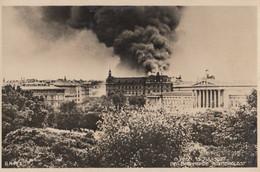AK - Wien - Der Brennende Justizpalst Am 15. Juli 1927 - Otros
