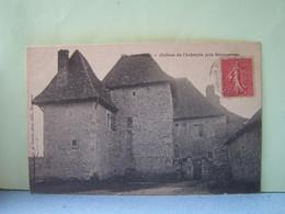 MONSAGUEL (DORDOGNE) CHATEAU DE L'AUBESPIN. - Otros Municipios