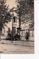PORT - LESNAY  ( 39 )  VUE  DES  ÉCOLES  - CPA  ( 20 / 11 / 221  ) Dos. -          Circulé  - Oui   Non           Année - Zonder Classificatie