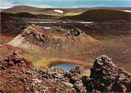 CPSM Islande-An Extinct Crater In Veioivötn    L31 - Island