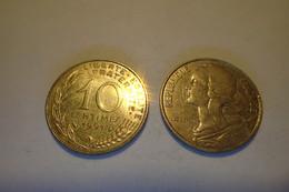 Monnaie France, 5 Cts Centimes Marianne 1991 SUP - C. 5 Centimes