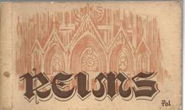 Cp, 51 , REIMS , Ed. Pol , CARNET DE 20 CARTES POSTALES - Reims