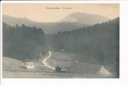Carte Du PETIT BLANC RUPT LE DONON ( Maison Forestière )   ( Recto Verso ) - Autres Communes