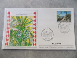 FDC (premier Jour) Monaco 2011 : Coopération Des Petites Administrations Postales Européennes - FDC