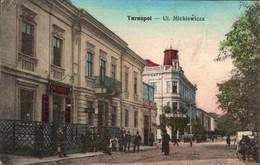 78443- Tarnopol Ul. Mickiewicza Ukraine 1917 - Ukraine