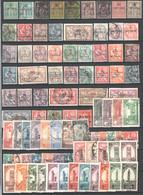 Marocco 1891/1955 Collection Over 250 Diff. Val. */O/MH/Used VF/F - Altri