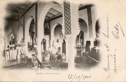 ALGERIE - ALGER - Salon Mauresque  - Phot. Leroux Alger - - Algiers