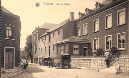Tamines - Rue Du Collège (animée Attelages Nels) - Sambreville