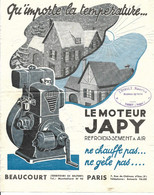 Moteur Japy - Beaucourt - 90 Territoire De Belfort - 88 Vagney - Vosges - Unclassified