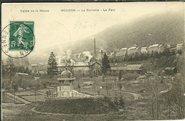 08 Ardennes NOUZON  La CACHETTE Le Parc - Autres Communes