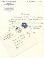 88 - Vosges - Girmont - Val D'Ajol - Paul Vincent - Unclassified