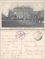 """Bataillon Allemand - Feldpostkaart (Zarren 1916) + Briefstempel """"Infanterie-Regiment Nr. 359 / 1. Kompagnie"""" - Esercito Tedesco"""