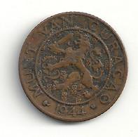 Curaçao 1 Cent 1944 - Curaçao