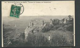 N° 108 - Environs De Salins Les Bains  - Ruines Du Chateau De Vaugrenans  - MACA 2251 - Altri Comuni