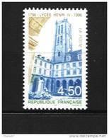 France 3032  Neuf ** ( Lycée Henri IV  ) Cote 2,00€ - Ungebraucht