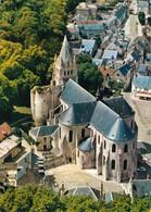 1 AK Frankreich * Die Kirche In Meung-sur-Loire - Erbaut Ab Dem 12. Jh. - Département Loiret * - Other Municipalities