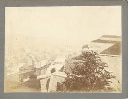 Namur  Panorama  PHOTO SUR CARTON (11/8) - Namur