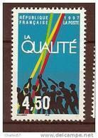 """3113** """"La Qualité"""" . Cote 1,90€ (sous Faciale) - Ungebraucht"""
