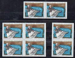 J2029  Tableau De Manet De 1961 8 Ex ** - Unused Stamps