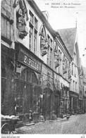 51 - Reims - Rue De Tambour - Maison Des Musiciens - Reims