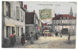BRINON Sur BEUVRON La Place - Brinon Sur Beuvron