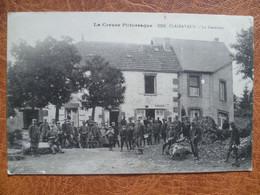 CPA - SELECTION - CLAIRAVAUX - La Garnison - Altri Comuni