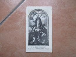 S.M.DEL PRINCIPIO Che Si Venera In Torre Del Greco Napoli - Devotion Images