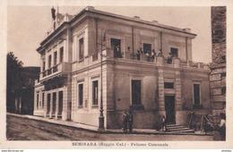 Carte Postale :Seminara  (Italie) , Palazzo Communale   Ph Fraca Giuseppe 2 - Other Cities