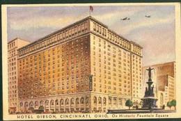Hotel Gibson, Cincinnati, Ohio - Cincinnati