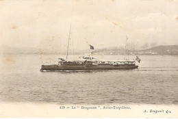 Aviso-torpilleur Dragonne - Guerre