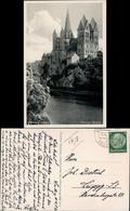 Ansichtskarte Limburg (Lahn) Limburger Dom, Dom Von Westen 1937 - Limburg