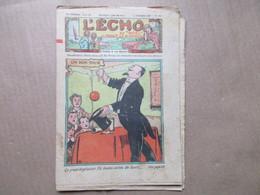 """L'écho Du Noel  N° 911 (13 Février 1928)  """"Un Bon Tour"""" - 1900 - 1949"""