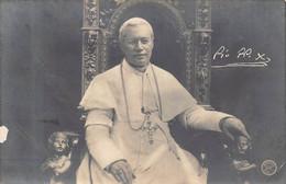 PAPE  PIE X - PIO X    - 1904 - Papas