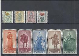 Nr 814 -22 ** - Unused Stamps