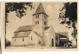CPA - 12 -  Le Mauron - Aveyron - Eglise - Unclassified