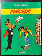 Lucky Luke - Fingers - Editions Dargaud - Septembre 1983 - TBE - Lucky Luke